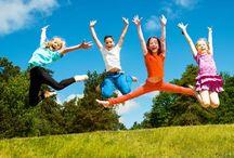 Jeux pour anniversaire / Retrouvez de nombreux petits jeux d'anniversaire afin d'occuper facilement un groupe d'enfants sans jamais être à court d'idées!!!  #jeux #enfant #fête #anniversaire #idée #activités