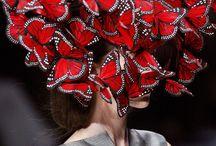 Hats by Philip Treacy