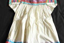 мексиканские блузки
