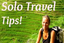 Travel Tips/Guides / by Andrea Saavedra