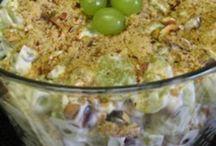 Salads / by Krischelle Replogle