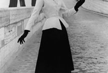 Mode des années 1950...