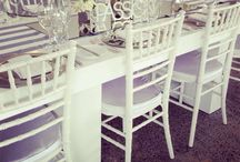 Weddings by Strawberry Events / Wedding decor and coordination