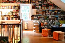 Libraries / by Design Style | Home Decor