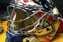 Goalie Gear / by All Habs Hockey Magazine