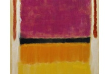 Rothko / Archival reproductions available from 1000Museums.com View all Rothko Images:  http://bit.ly/ZnN8n8 / by 1000Museums