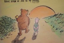 Pooh Quotes / by Laura Mackler
