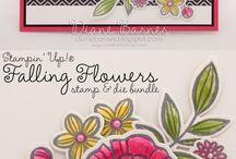 SU Falling Flowers