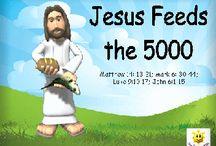 Feeding the 5000 / by Paula Arnold