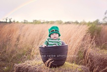 St. Patrick's Day / by Kelly Summers Photography