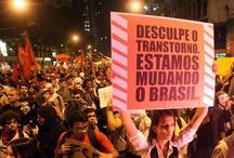 Manifestaçoes Sociais