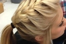 Hair Braid Tutorial / by Amanda Smith