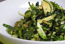 Health Nut Recipes / by Carli French-Mulloy