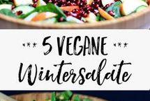 vegane Salat