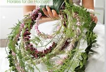 Wired bouquets