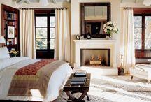 Bedrooms / by Laurel Dewell