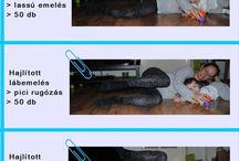 Fitness a babával