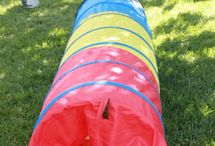 Kids Obstacle Course Ideas (Kate)