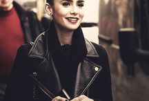 Lily Collins style / All about lily collins, make up, style and more.  / by Karina Valenzuela