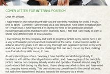 Cover Letter for Internal Position / Cover Letter for Internal Position is dodgy that is why you need to write your cover letter properly. When you are ready to apply for a job, then http://www.samplecoverletters.net/cover-letter-for-internal-position/ is with you to help you.