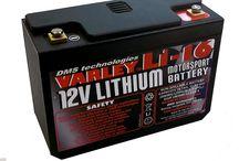 Varley Lithium / Varley Lithium lithium iron phosphate (LFP) motorsport batteries