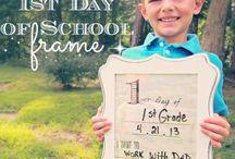 Back to School / by Melissa Reagan