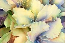 Watercolors 3 / by Cindy Stricklin