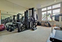 Traditional Home Gym Design