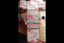 Card/stamping tutorials, videos and tips / by Sylvia Ruthven