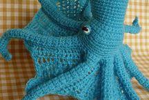 Crochet - Stuffties