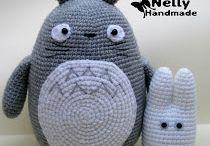 Nelly Handmade amigurumi patterns / crochet patterns amigurumi toys