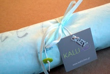 Pillowcases and more. Products from kallinihta / Hand embroidered linen (pillowcases etc.)