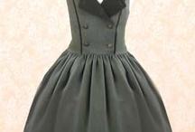 Lolita kleding inspiratie / Mijn inpsiratie voor kleding om zelf te maken/ te combineren voor lolita achtige dingen.
