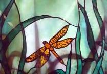 My stained glass painting ideas