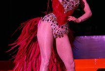 Burlesque / showgirls / ziegfeld