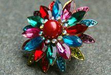 Mode Ringen / Bijzondere bijouterie mode ringen online te koop bij bijouterie webshop Statementpieces.nl