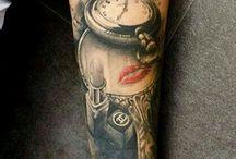 tatuajele mele