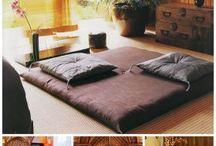 Meditation room design