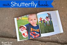 Shutterfly Books / by Cherie Young
