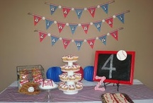 Cute party ideas / by Jennica Voorhees