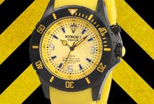 KYBOE! Watches / See the colorful statement watches of our collection