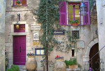 french country style/provence / elements of French country style