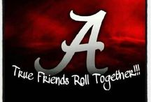 Roll Tide !!! / by Nacole Hines