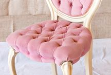 Chairs & Ottomans / by Belinda Elias