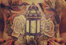 Antony Flemming  Tattoo