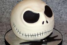 Halloween Cake Inspiration