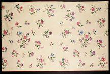 1810 tekstylia, wzory