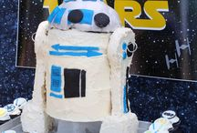 Kids' Parties: Star Wars / Space / by Angela Sgro