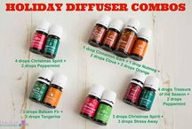 Tis the Season for Essential Oils / by abbey heilmann