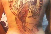 Tattoo Wish List / by Chesca Smith